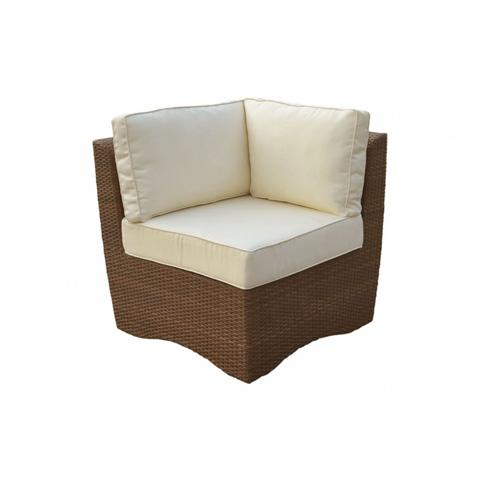 Pelican Reef - Panama Jack Key Biscayne Corner Chair - PJO-7001-ATQ-C