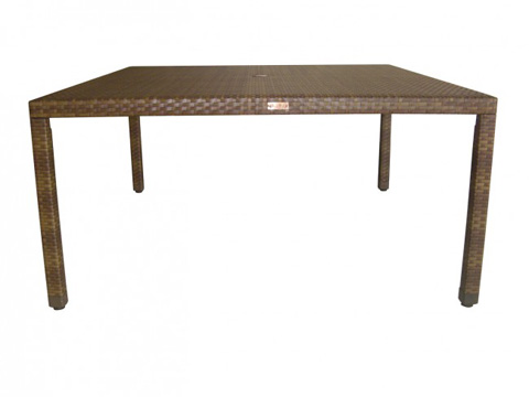 Image of St. Barths Square Dining Table