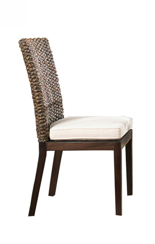 Image of Sanibel Side Chair with Cushion