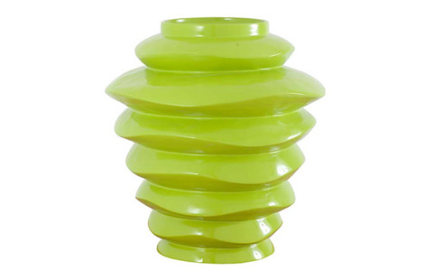 Phillips Collection - Tall Spiral Bown in Green - PH60978