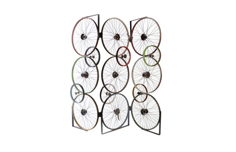 Image of Bicycle Wheel Screen