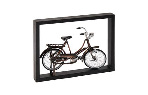 Phillips Collection - Framed Mini Bicycle - ID66446