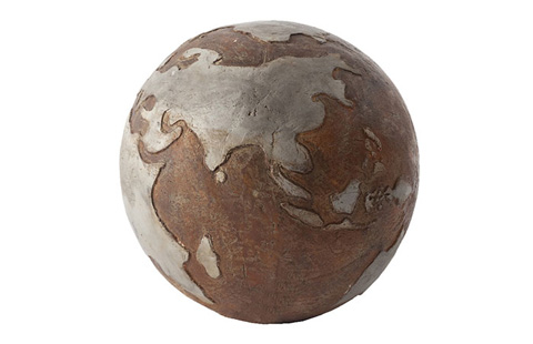 Phillips Collection - Aged Globe Accent - ID66846