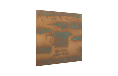 Phillips Collection - Abstract Copper Patina Wall Panel - K4057SZ
