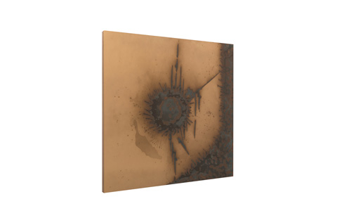 Phillips Collection - Abstract Copper Patina Wall Panel - K4057ZZ