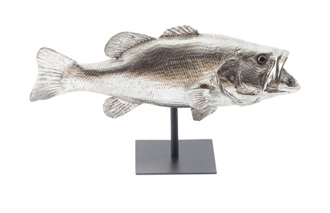 Phillips Collection - Largemouth Bass Fish with Stand - PH66612