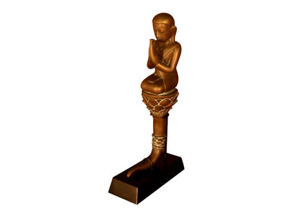 Phillips Collection - Monk Finial - B15186Z