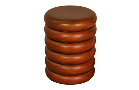 Phillips Collection - Ribbed Stool - FU00200