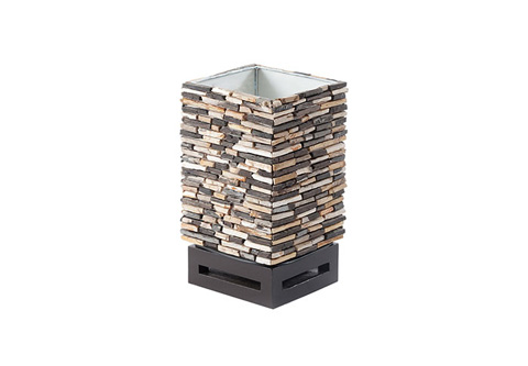 Phillips Collection - Petrified Mosaic Table Lamp - ID66398