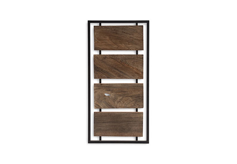 Phillips Collection - Mixed Wood Wall Panel - ID73676