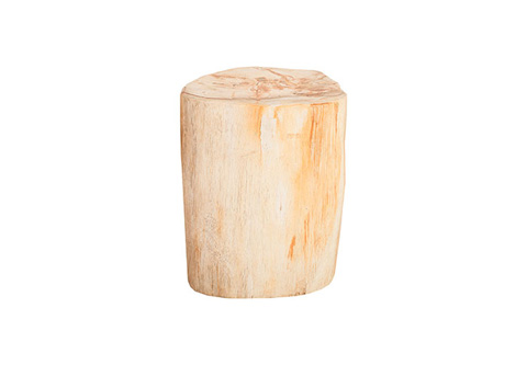 Phillips Collection - Petrified Wood Stool - ID74037