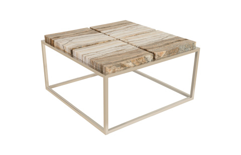 Phillips Collection - Onyx Coffee Table - ID74238