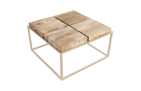 Petrified Wood Coffee Table Id74240 Phillips Collection Occasional Tables From Furnitureland