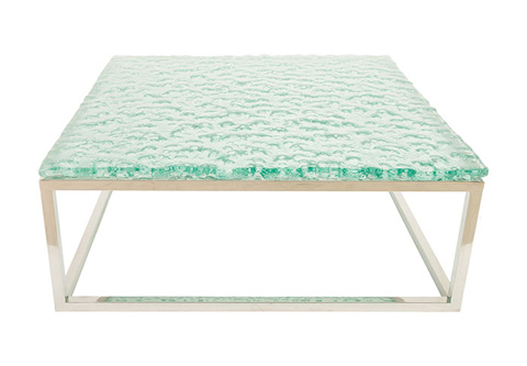 Phillips Collection - Bubble Glass Coffee Table - ID74368