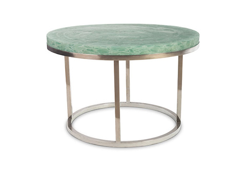 Phillips Collection - Folded Glass Table - ID74386