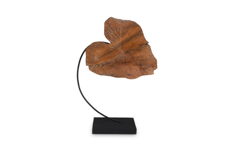 Phillips Collection - Carved Leaf Sculpture - ID75187