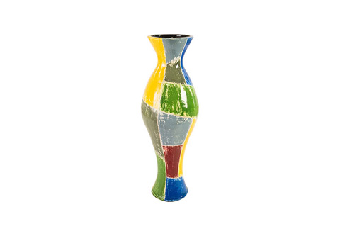 Phillips Collection - Printed Curve Vase - ID75243