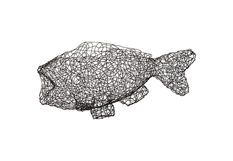 Phillips Collection - Crazy Wire Fish Bowl - PH65685