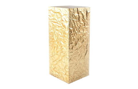 Image of Crumpled Pedestal