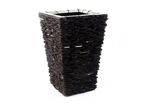 Phillips Collection - Stacked Stone Planter - PH67160