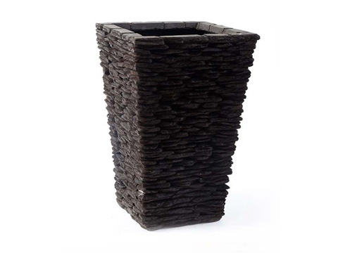 Phillips Collection - Stacked Stone Planter - PH67161