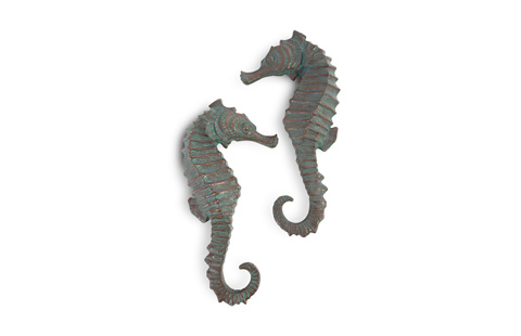 Phillips Collection - Seahorse Wall Art - PH67572