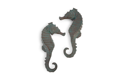 Phillips Collection - Seahorse Wall Art - PH67573