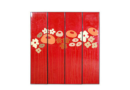Phillips Collection - Flower Wall Panels - TH56651