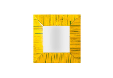 Phillips Collection - Bamboo Square Mirror - TH60122