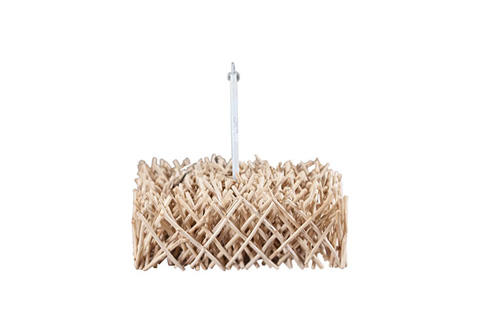 Phillips Collection - Stick Square Ceiling Lamp - TH64765