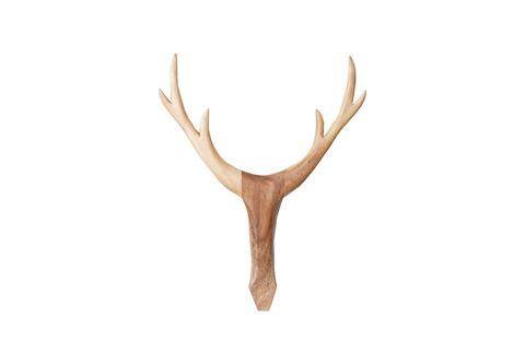 Phillips Collection - Deer Head Wall Mount - TH65731