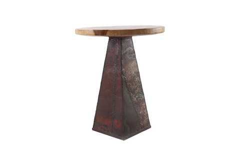 Phillips Collection - Tapered Oil Drum Bar Table - TH66824