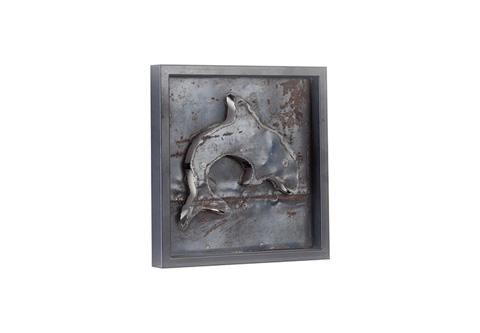 Phillips Collection - Dolphin Wall Tile - TH66829