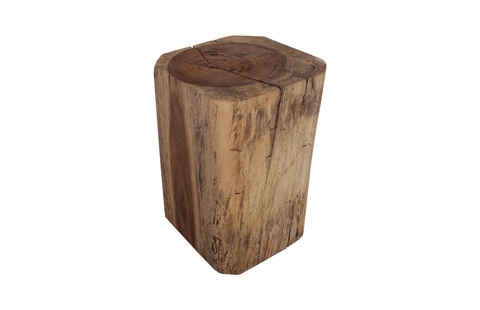 Phillips Collection - Square Wood Stool - TH72238