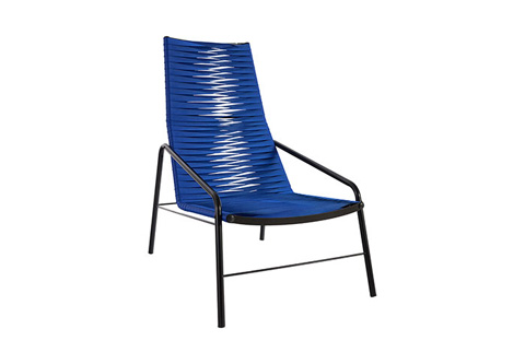 Phillips Collection - Seat Belt Lounge Chair - TH74297