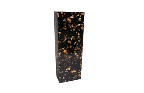 Phillips Collection - Captured Gold Flake Vase - TH75464