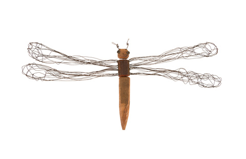 Phillips Collection - Wire Wing Dragonfly - TH76844