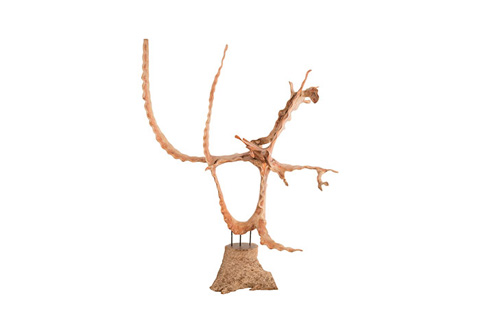 Phillips Collection - Mahoni Wood Sculpture - ID76990