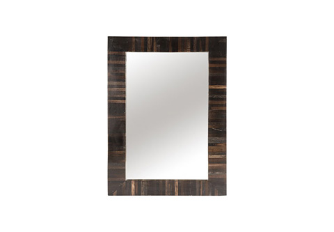 Phillips Collection - Petrified Wood Mirror - ID77522