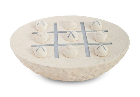 Phillips Collection - Tic-Tac-Toe Stone - PH75777