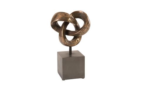 Phillips Collection - Trifoil Table Sculpture - PH80670