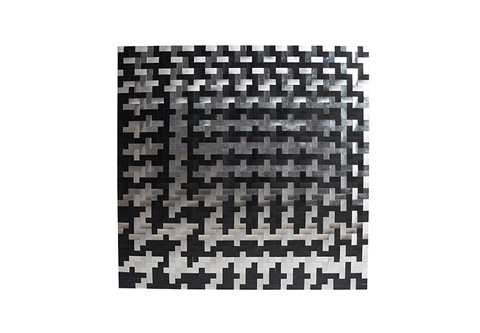 Phillips Collection - Woven Meta Wall Art - TH74484