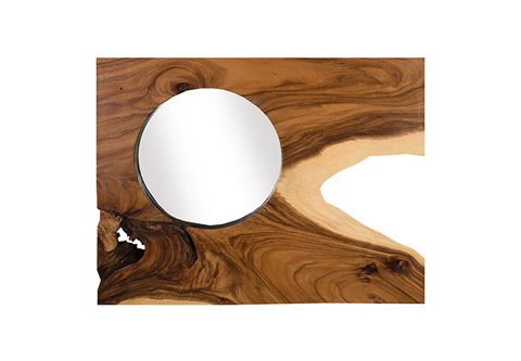 Phillips Collection - Chamcha Plank Mirror - TH77250