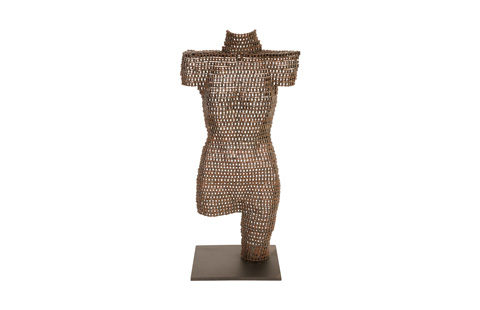 Phillips Collection - Chain Bust Sculpture - TH78360