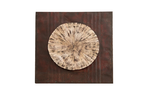 Phillips Collection - Medallion Wall Art - TH78388