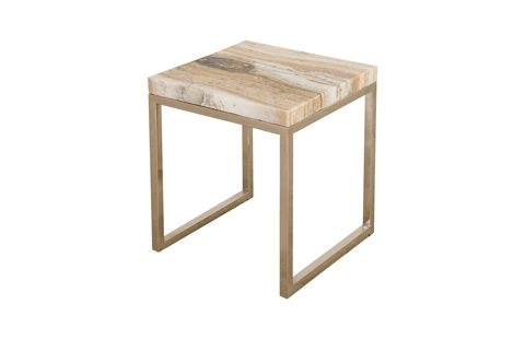 Phillips Collection - Onyx Side Table - ID74245