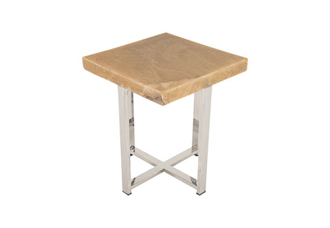 Phillips Collection - Onyx Accent Table - ID76422