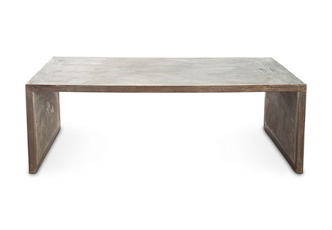 Phillips Collection - Concrete Coffee Table - PH75861