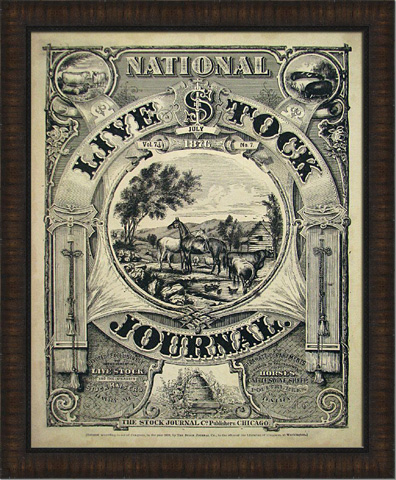 Picture Source, The - National Live Stock Journal - A012
