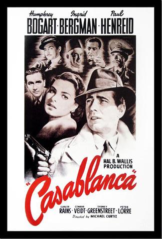 The Picture Source - Casablanca - ACM124